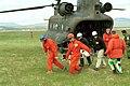 US Navy 020629-N-9958S-002 Medics Evacuate Simulated Casualties.jpg
