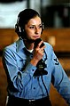 US Navy 040623-N-6213R-013 Culinary Specialist 3rd Class Naomie Christie from Palmdale, Calif., communicates via sound powered phone.jpg