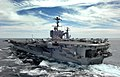 US Navy 060314-N-2659P-037 The Nimitz-class aircraft carrier USS John C. Stennis (CVN 74) transit through the Pacific Ocean.jpg