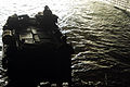 US Navy 070615-N-1831S-007 Marine Expeditionary Unit (MEU) 22 embark on board amphibious landing dock ship USS Ponce (LPD 15) using amphibious assault vehicles.jpg