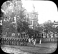 US troops on guard at Aliiolani Hale.jpg