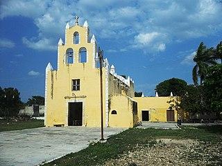 Ucú Municipality Municipality in Yucatán, Mexico