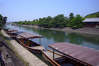 Cultural Property (Japan) - The city of Uji near Kyoto is an Important Cultural Landscape.