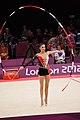Ukraine Rhythmic gymnastics at the 2012 Summer Olympics (7916226750).jpg