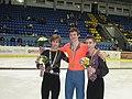 Ukrainian 3 best manskaters at Ukrainian Open 2013.jpg