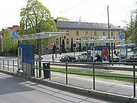 Ullevål sykehus station.jpg