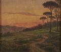 Um caminho em Manhufe (1892) - José de Almeida e Silva.png