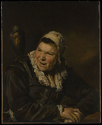 Malle Babbe - Malle Babbe, Oil on canvas, 74.9 x 61 cm, Metropolitan Museum of Art