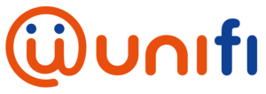 The new unifi logo as of 2017