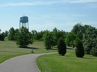University of Kentucky Arboretum - Image: University of Kentucky Arboretum trail