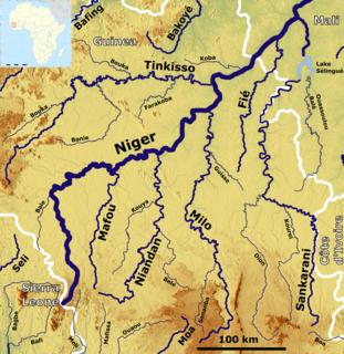 Sankarani River