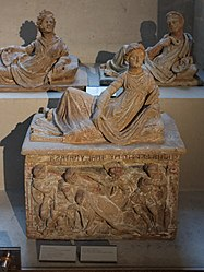 anonymous: cinerary urn