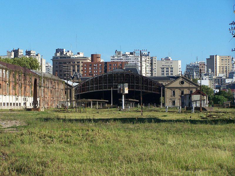 File:Uruguay Montevideo Estacion Central 2.jpg