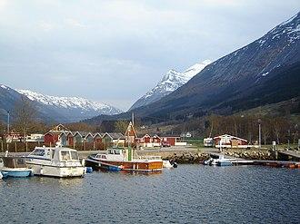 Uskedal - Image: Uskedalen 03