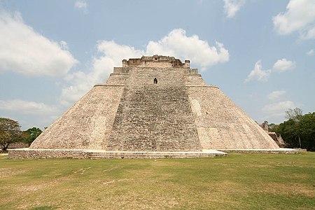 Pyramiden Radiokarbon-Datierung