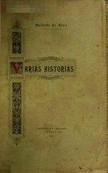Machado de Assis: Várias Histórias