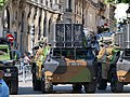 Véhicule de l'Avant Blindé, VAB 4x4, army licence registration 6023 1078 photo-1.JPG