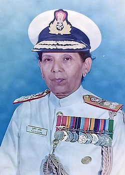 first woman lieutenant generalPunita Arora