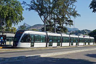Rio de Janeiro Light Rail light rail system in Rio de Janeiro, Brazil