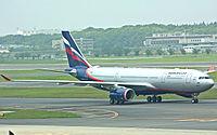 VQ-BBE - A332 - Aeroflot