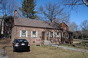 Vreeland Homestead - Image: VREELAND HOMESTEAD, NUTLEY, ESSEX COUNTY, NJ