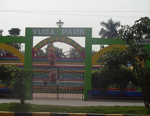 VUDA Park,Visakhapatnam