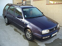 VW Golf III Variant (1993–1999)