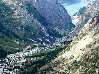 Val-dIsère Commune in Auvergne-Rhône-Alpes, France