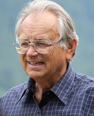 Valerius Geist - Valerius Geist in 2011