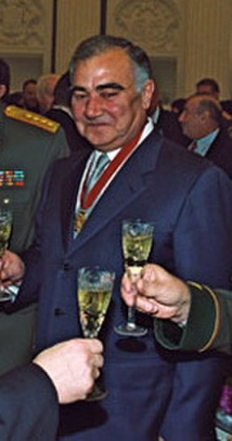 Valery Kokov - Image: Valeriy Kokov