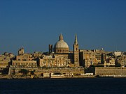 Malta, where Burgess encountered problems with the state censor. After he left the island his house was confiscated for tax evasion