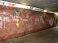 Vandals have been here - geograph.org.uk - 1087614.jpg