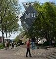 """Veranstaltungszentrum Ballei, Mit """"Ballei"""" wurden in der Deutschordenszeit größere Verwaltungsbezirke bezeichnet, z.B. die """"Ballei Franken"""". - panoramio.jpg"""