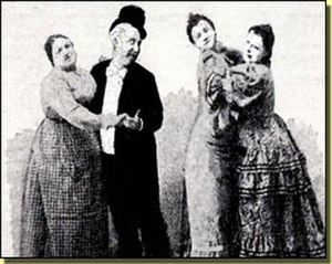 La verbena de la Paloma - From the 1894 premiere
