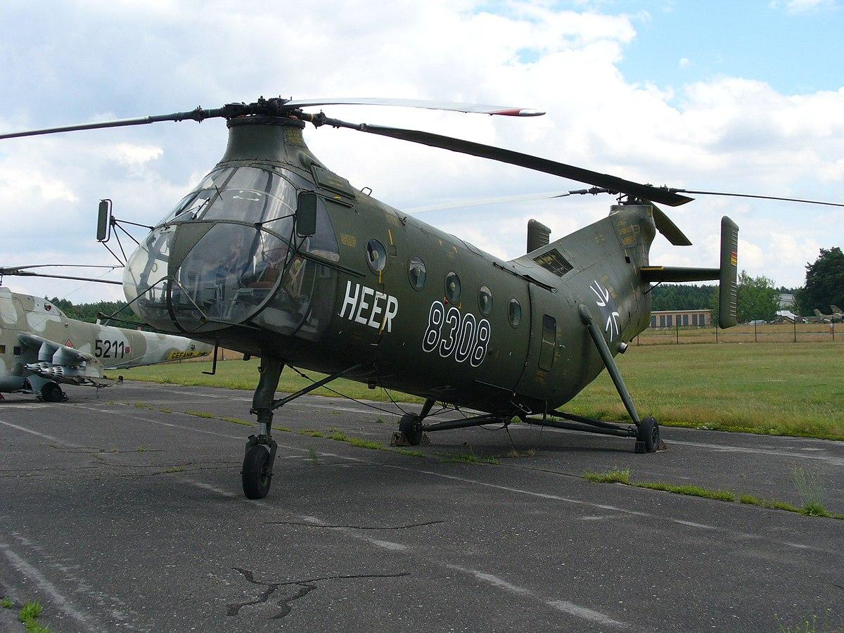 Piasecki H-21 — Википедия
