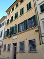 Via di mezzo 14, Casa di Caterina Franceschi Ferrucci, 01.JPG