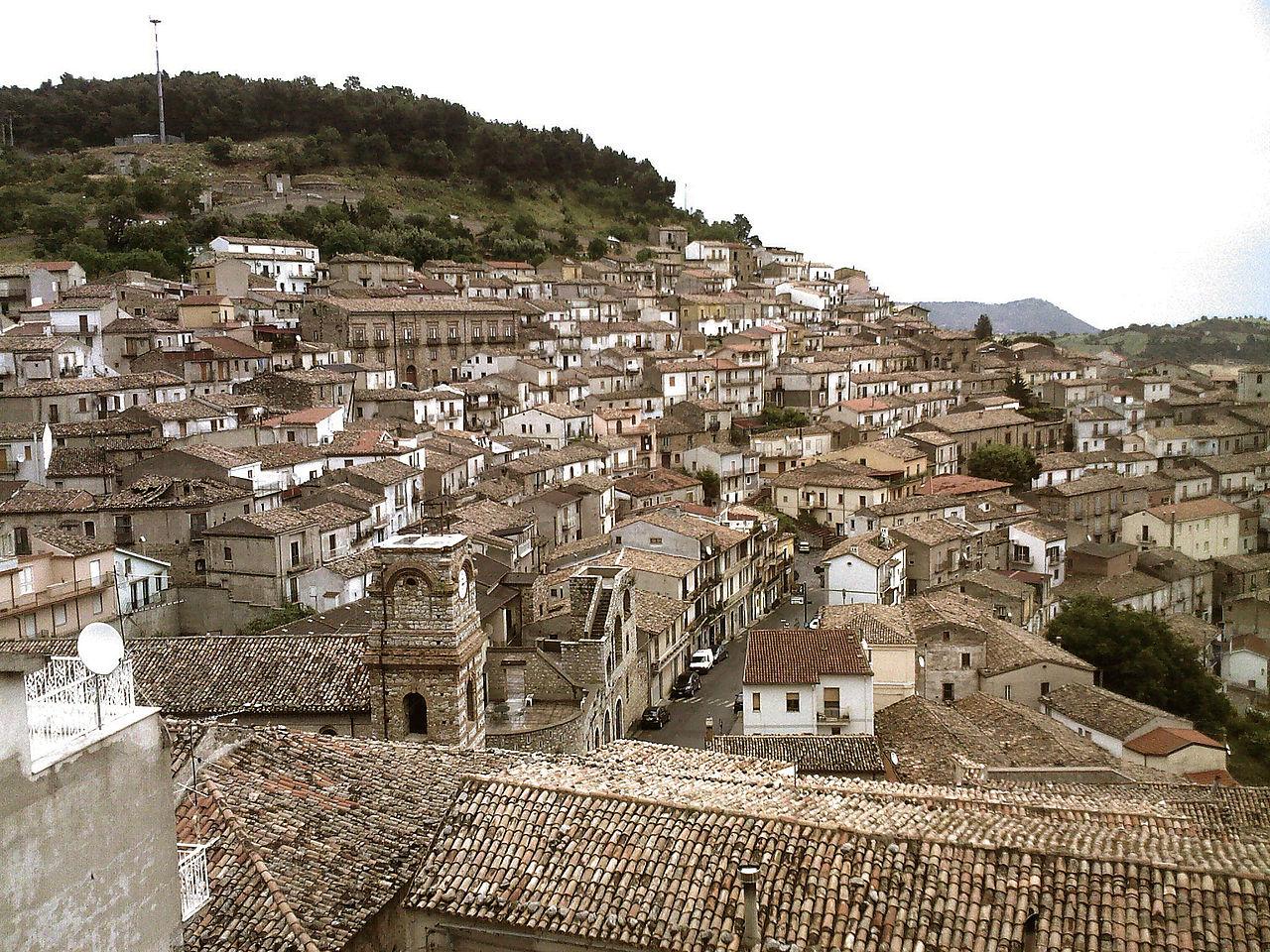 Cerchiara di Calabria – Veduta