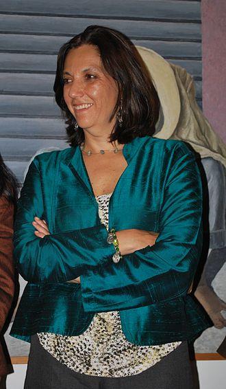 Instituto Nacional de Bellas Artes y Literatura - General Director of INBA Teresa Vicencio Álvarez