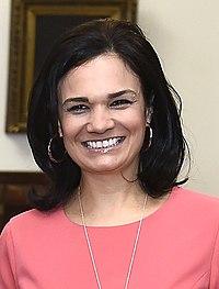 Vicepresidenta y Canciller de Panamá (31089071092) (cropped).jpg