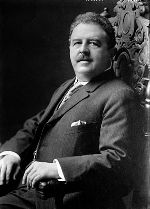 Undated photo of Victor Herbert (1859-1924), A...