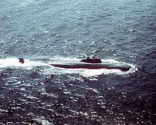 Victor-class submarine