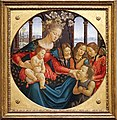 Vierge à l'Enfant de Domenico Ghirlandaio (Musée du Louvre, Paris) (46998225531).jpg
