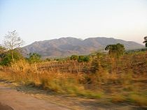 View of Zomba plateau from north.JPG