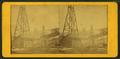 View of oil derricks in Marietta, Ohio, by J. D. Cadwallader.png