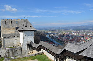 Counts of Celje - Celje Castle