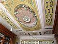 Villa di castello, sede dell'accademia della crusca, sala giovanni necioni, 05 soffitto.jpg