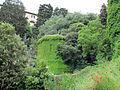 Villa san michele, fiesole, cisterna 01.JPG