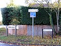 Village signs, Swineshead, Beds - geograph.org.uk - 1553645.jpg