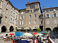 Villefranche-de-Rouergue - Place Notre-Dame -3.JPG