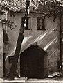 Vilnia, Bazylanski, Brama. Вільня, Базылянскі, Брама (J. Bułhak, 1916-18).jpg